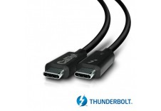 Thunderbolt 3 Cable (0.8m) Passive 40Gb/s, 100W, 20V, 5A