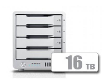 T4 Thunderbolt™ 3 RAID - HDD (16TB)