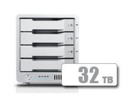 T4 Thunderbolt™ 3 RAID - HDD (32TB)