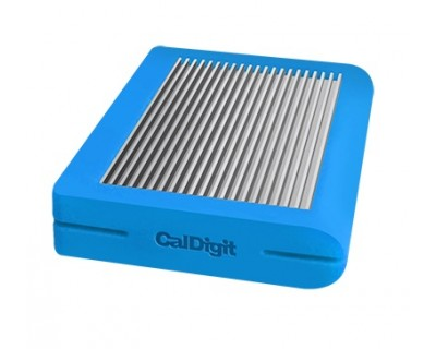 Tuff USB-C Portable External Hard Drive - 2TB Blue