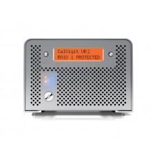 CalDigit VR2 RAID (8TB) (FREE UPGRADE TO 10TB)