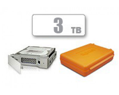 CalDigit VR2 Replacement Drive Module with Archive Box (3TB)