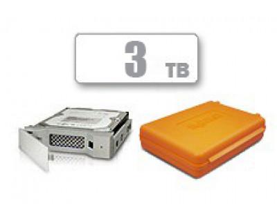 Universal CalDigit Drive Module with Archive Box (3TB)