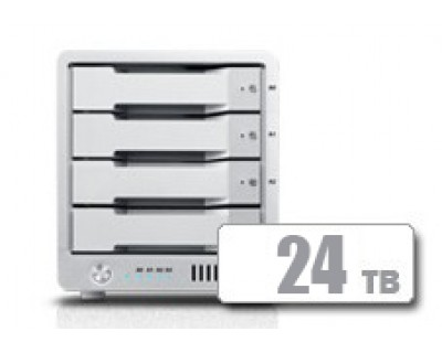 T4 Thunderbolt™ 3 RAID - HDD (24TB) **November Sale** *FREE 2TB AVPro 2 with T4 purchase