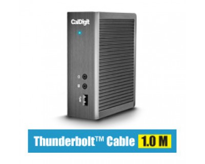 Certified Refurbished Thunderbolt™ Station 2 + 1.0m Thunderbolt™ Cable