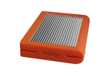 CalDigit Tuff 2TB- Orange
