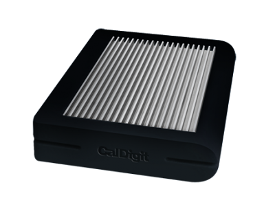 CalDigit Tuff 2TB-Black