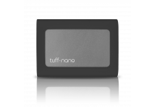 Tuff Nano ポータブル外付けSSD 1TB USB-C 3.2 Gen 2 (Charcoal Black)