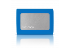 Tuff Nano ポータブル外付けSSD 512GB USB-C 3.2 Gen 2 (Royal Blue)