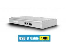 CalDigit USB-C Dock + USB-Cケーブル 1.0m