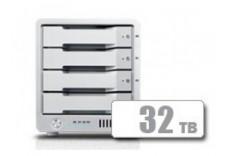 T4 Thunderbolt™ 3 RAID - 外接式磁碟陣列設備 - 32TB