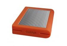 Tuff 2TB 外接式硬碟 - 橘