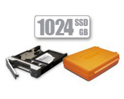 Universal CalDigit Drive Module with Archive Box (1024GB SSD)