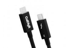 Thunderbolt 4 / USB 4 Cable (2m) Active 40Gb/s, 100W, 20V, 5A
