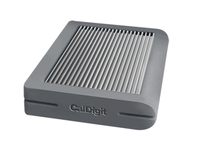 CalDigit Tuff 2TB-Grey