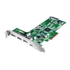 FASTA-6GU3 Plus PCIe Card - USB 3.1 Gen 2, eSATA 6G