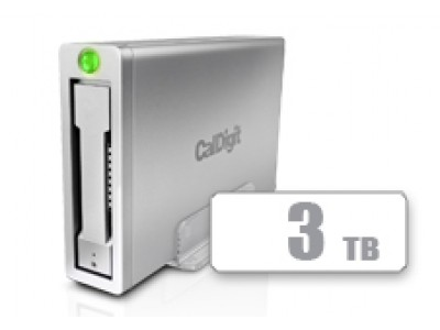 AV Pro 2 Storage Hub USB C External Drive - 3TB **November Sale**