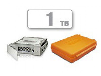 Replacement Drive Module for CalDigit HD Series RAIDs with Archive Box (1TB)