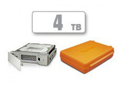Universal CalDigit Drive Module with Archive Box (4TB)