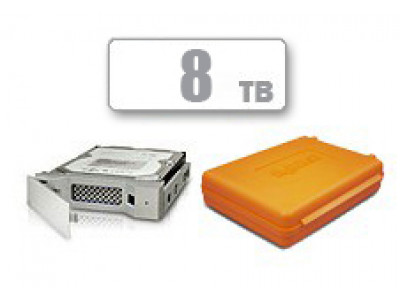 Universal CalDigit Drive Module with Archive Box (8TB)