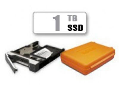 Universal CalDigit Drive Module with Archive Box (1TB SSD)