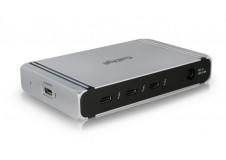 Thunderbolt 4 Element Hub - 4x Thunderbolt 4 / USB4 Ports, 4x USB 3.2 Gen2 10Gb Ports, Dual 4K@60 Support. 60W Laptop Charging with 0.8m Cable ** Pre-Order , Third Shipment Sold out. Fourth Shipment Shipping Mid May**