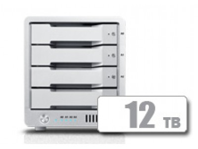 T4 Thunderbolt™ 3 RAID - HDD (12TB) **IN STOCK NOW!