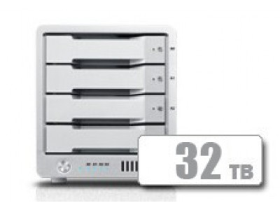 T4 Thunderbolt™ 3 RAID - HDD (32TB) **IN STOCK NOW!