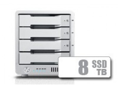 T4 Thunderbolt™ 3 RAID - SSD (8TB) **Extended Holiday Sale** *FREE 2TB AVPro 2 with T4 purchase