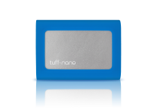 Tuff nano USB-C Portable External SSD - 512GB Royal Blue
