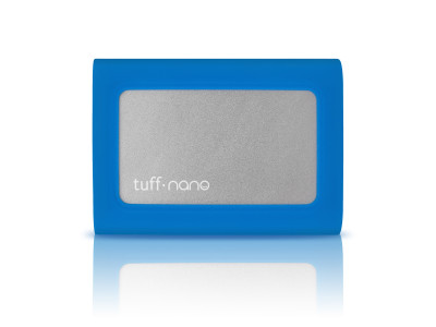 Tuff nano USB-C Portable External SSD - 1TB Royal Blue