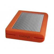 Tuff USB-C Portable External Hard Drive - 2TB Orange