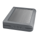 Tuff USB-C Portable External Hard Drive - 2TB Gray
