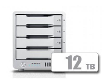T4 Thunderbolt™ 3 RAID - HDD (12TB)