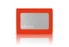 Tuff Nano ポータブル外付けSSD 512GB USB-C 3.2 Gen 2 (Tomato Red)