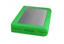 Tuff 2TB 外接式硬碟 - 綠