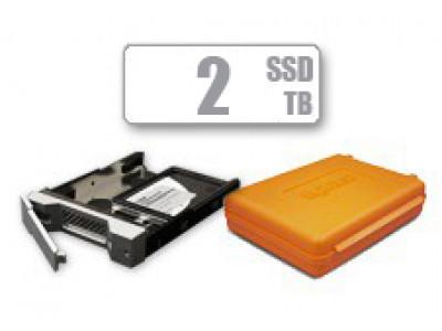 Universal CalDigit Drive Module with Archive Box (2TB SSD)