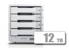 T4 Thunderbolt™ 3 RAID - HDD (12TB) **Extended Holiday Sale** *FREE 2TB AVPro 2 with T4 purchase