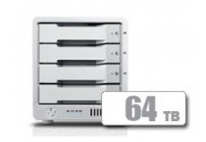 T4 Thunderbolt™ 3 RAID - HDD (64TB)