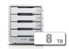 T4 Thunderbolt™ 3 RAID - HDD (8TB) **November Sale** *FREE 2TB AVPro 2 with T4 purchase