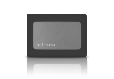 Tuff nano USB-C Portable External SSD - 512GB Charcoal Black