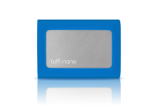 Tuff nano USB-C Portable External SSD - 1TB Royal Blue **Shipping Now