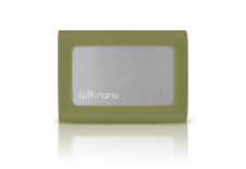 Tuff nano USB-C Portable External SSD - 1TB Olive Green **Shipping Now