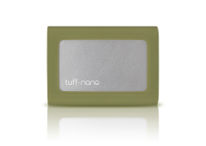 Tuff nano USB-C Portable External SSD - 512GB Olive Green