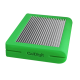 Tuff USB-C Portable External Hard Drive - 2TB Green